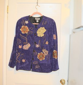 Indigo Moon Purple Jacket