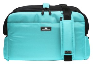 Sleepypod Pet Carrier Travel Dog Plane Travel Robin Egg Blue Travel Bag