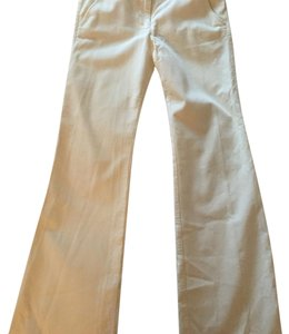 J.Crew Corduroy Trouser Pants Cream