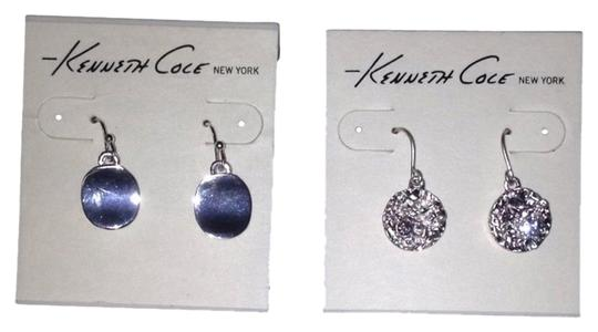 Preload https://item4.tradesy.com/images/kenneth-cole-silver-dangling-earrings-3344623-0-0.jpg?width=440&height=440