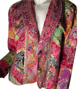 Other Handmade Jacket With Beds And Turkaz. New