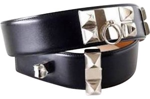 Herms Hermes Collier de Chien belt