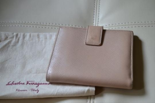 Salvatore Ferragamo Authentic soft pink Ferragamo Wallet