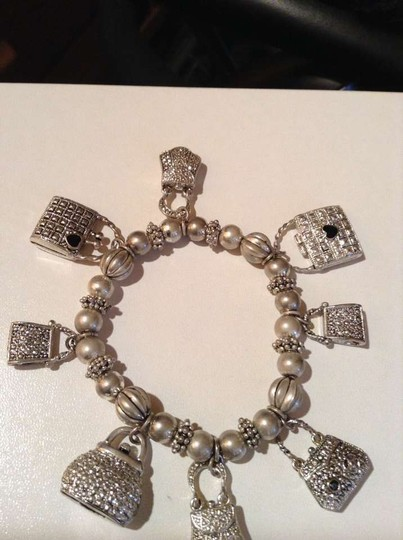 Other Handbag Charms Stretch Bracelet