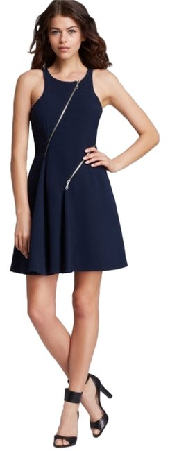 Preload https://img-static.tradesy.com/item/3346129/rebecca-minkoff-navy-glamrock-zipper-mid-length-night-out-dress-size-0-xs-0-0-650-650.jpg