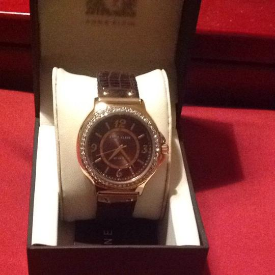 Anne Klein Anne Klein Watch With Crystals Image 1