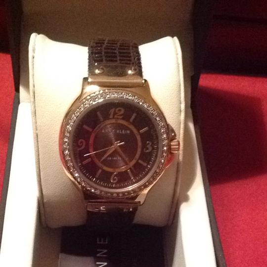 Anne Klein Anne Klein Watch With Crystals Image 2