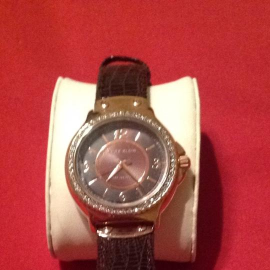 Anne Klein Anne Klein Watch With Crystals Image 5