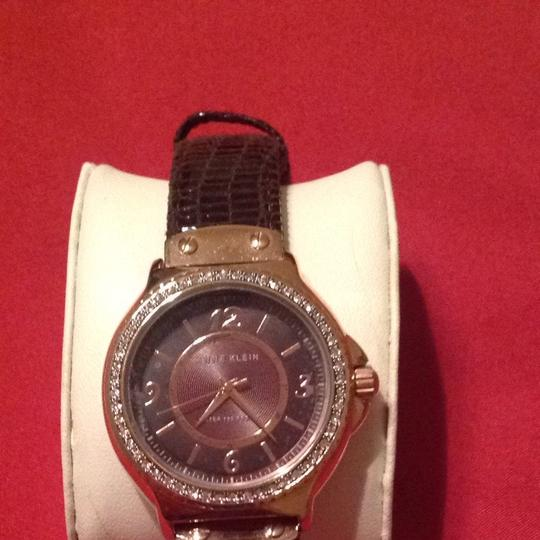 Anne Klein Anne Klein Watch With Crystals Image 6