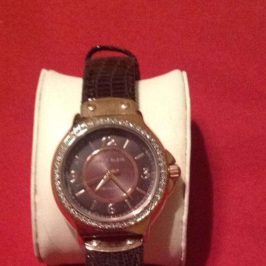 Anne Klein Anne Klein Watch With Crystals