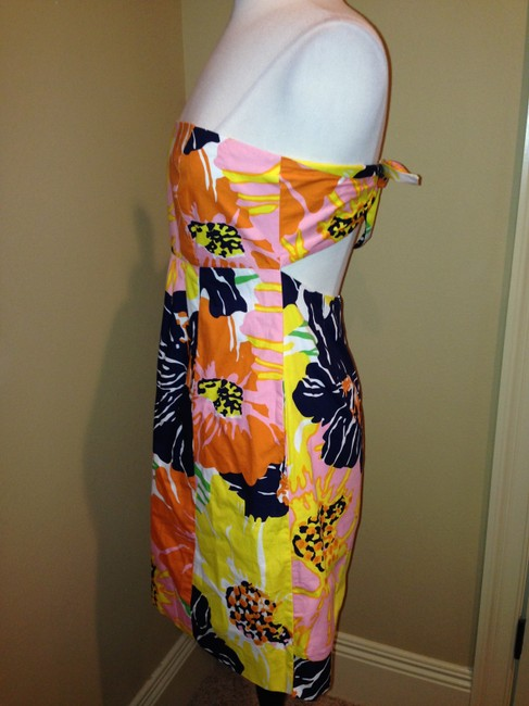 Molly B Strapless Size 8 Dress Image 1