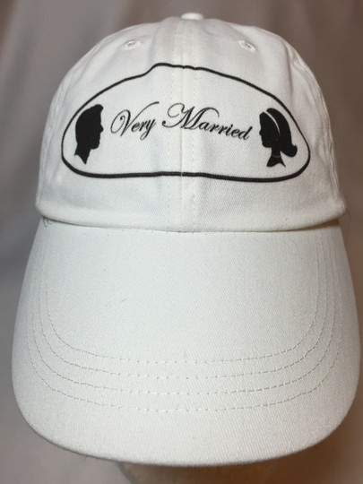""" Very Married "" Unisex Adjustable Baseball-style Visor Cap"