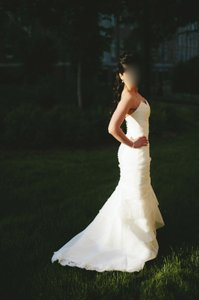 Modern Trousseau Adele Wedding Dress