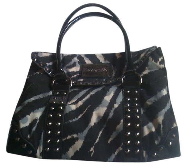 Item - Betseyville By Black and Grey Tote
