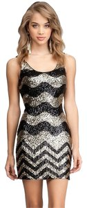 bebe Party Sparkle Dress