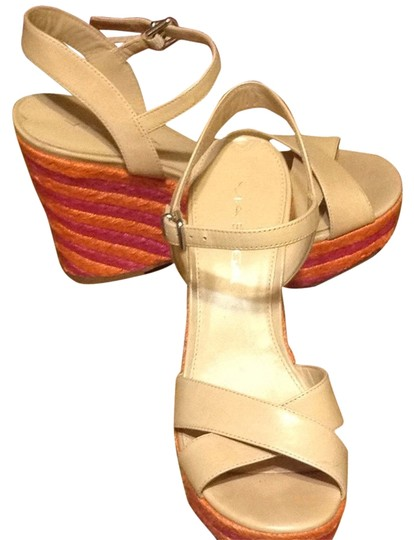 Preload https://item2.tradesy.com/images/via-spiga-light-bisque-straps-with-pink-and-orange-wedges-size-us-65-regular-m-b-3347926-0-0.jpg?width=440&height=440
