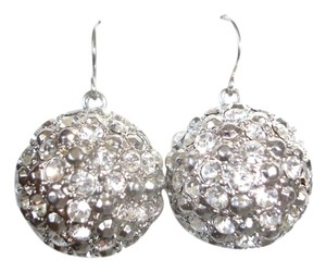 Crystal dangling drop earrings