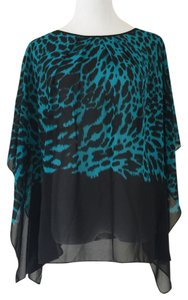 Michael by Michael Kors Top Turquoise