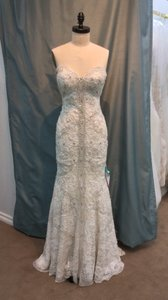 Stephen Yearick Rose New Wedding Dress