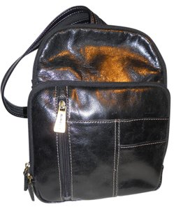 Aurielle Carryland Leather Organizer Backpack