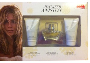 Jennifer Aniston Jennifer Aniston 3-Peice Perfume Set Brand New In Box 1 (0.5 o.z/15ml)Perfume ,1 Perfume Lotion,1 Shower Gel/1.7 o.z Each SMELLS SO GOOD Retail $44 Price On Box