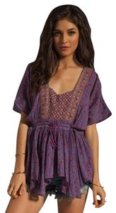 Free People Free Boho Boho Chic Summer Tunic