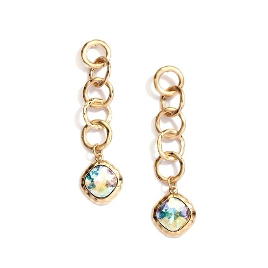 Preload https://item1.tradesy.com/images/mariell-gold-matte-links-crystal-drop-4305e-ab-mg-earrings-3350860-0-0.jpg?width=440&height=440