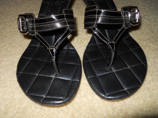 Cole Haan Leather black Sandals Image 5