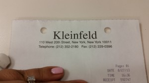 Credit From Kleinfeld Bridal Store