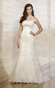 Essense Of Australia D1398 Wedding Dress