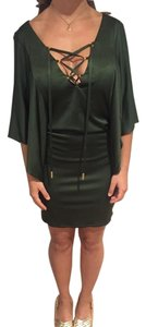 Melissa Odabash short dress Emerald on Tradesy