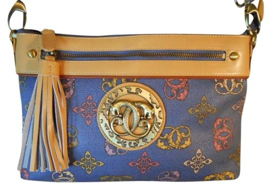 Preload https://item2.tradesy.com/images/sharif-by-blue-and-tan-multi-leather-made-cross-body-bag-335361-0-0.jpg?width=440&height=440