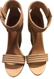 Mark & James by Badgley Mischka Cream Wedges