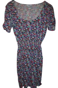 I Love H81 short dress Floral on Tradesy