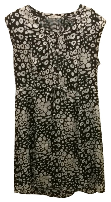 Preload https://item2.tradesy.com/images/old-navy-black-and-white-print-workoffice-dress-size-14-l-3355906-0-0.jpg?width=400&height=650