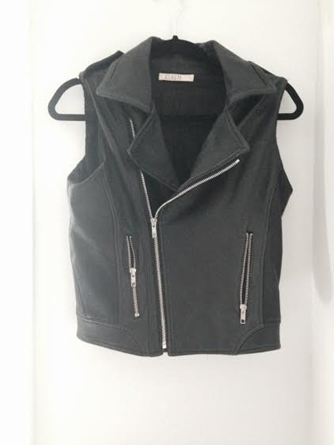Other Iro Dvf Alexander Wang J & Bone Jacket Top Leather Xs Vince Rick Owens Helmut Lang Alice + Olivia True Religion Tory Vest