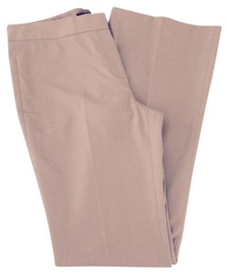 Tahari Dress Pant Beige Boot Cut Boot Cut Pants beige/tan