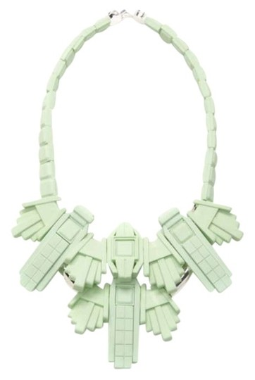 Preload https://item4.tradesy.com/images/green-chrysler-necklace-335823-0-0.jpg?width=440&height=440
