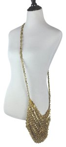 Gold Zipper Pull Kitsch Cross Body Bag