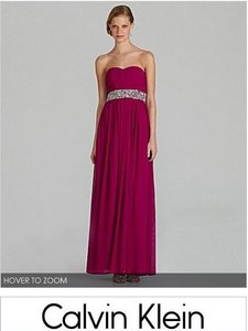 Calvin Klein Ruby Bridesmaid Dress