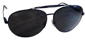 Dolce&Gabbana Black Aviator D&G Sunglasses