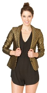 Dolce Vita Gold Jacket