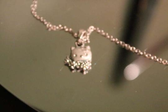 Other Sanrio Hello Kitty Sterling Silver Necklace