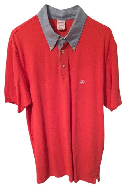 Preload https://img-static.tradesy.com/item/3359941/brooks-brothers-red-mens-polo-button-down-top-size-12-l-0-0-650-650.jpg