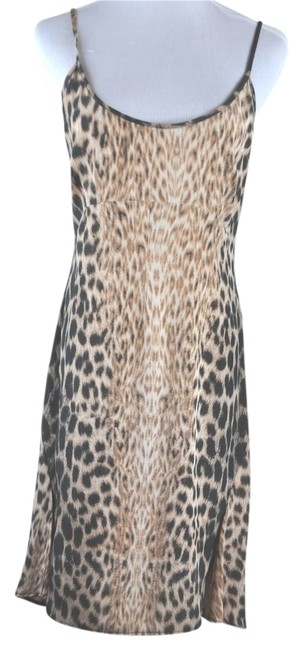 Preload https://item4.tradesy.com/images/just-cavalli-dress-brown-3360178-0-0.jpg?width=400&height=650