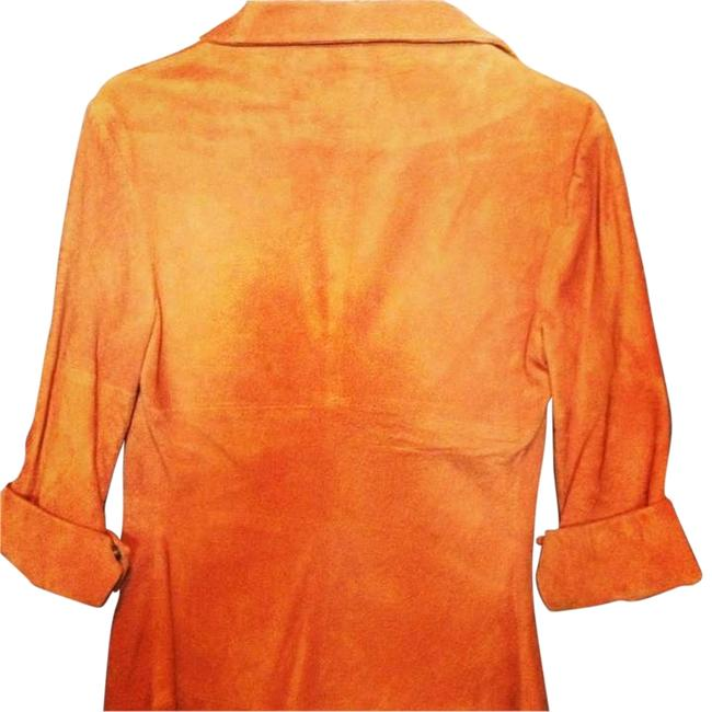 Preload https://item4.tradesy.com/images/jag-copper-suede-coat-size-4-s-336088-0-1.jpg?width=400&height=650