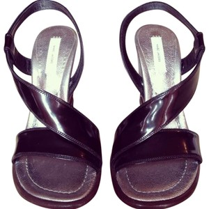 Marc Jacobs Wedge Black Wedges
