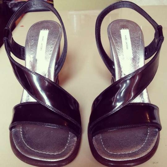 Marc Jacobs Heels Black Wedges