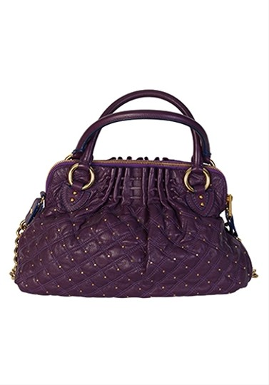 Marc Jacobs Satchel in purple