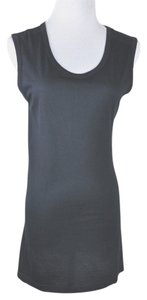 Ann Demeulemeester Tunic Top Black